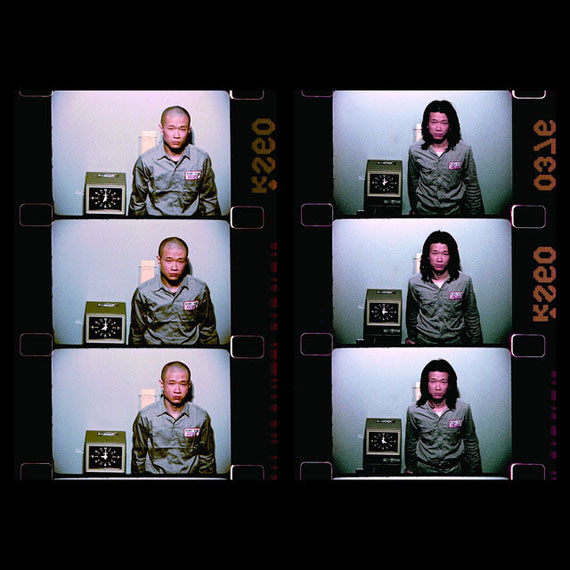 Tehching Hsieh, One Year Performance 1980-1981. Performance, New York. Still images from 16mm film. © Tehching Hsieh. Courtesy of the artist and Sean Kelly Gallery.