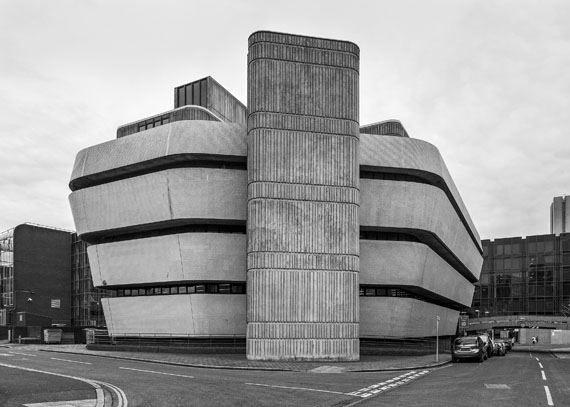 Simon Phipps: Portsmouth Central Library, 1976Architekt: City Architect Ken Norrish © Simon Phipps
