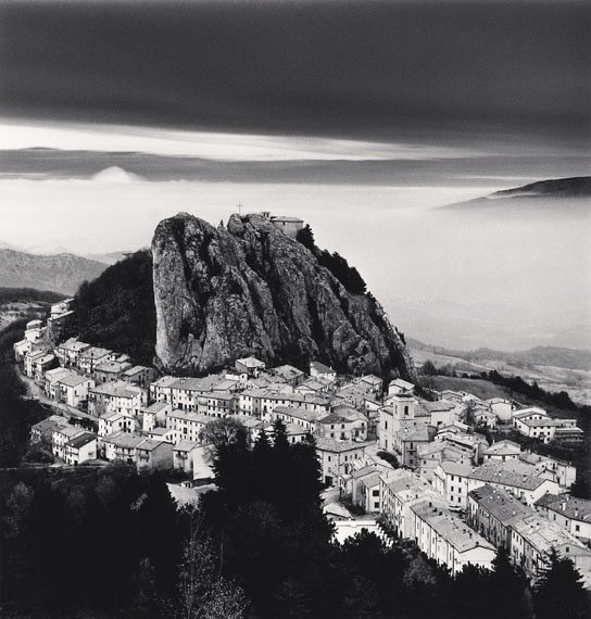 Approaching Clouds, Pizzoferato, Abruzzo, Italy. 2016© Michael Kenna