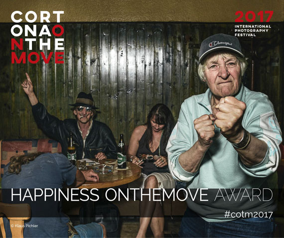 HAPPINESS ONTHEMOVE AWARD