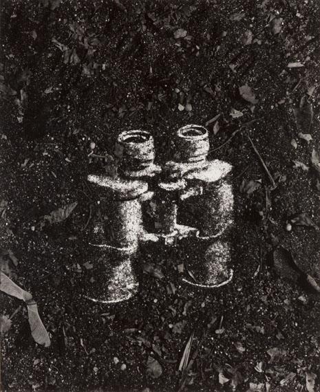 "Lot 8Vik Muniz, ""Binoculars""CibachromeSigned and dated 1997Ed. 3/1061x51 cm"