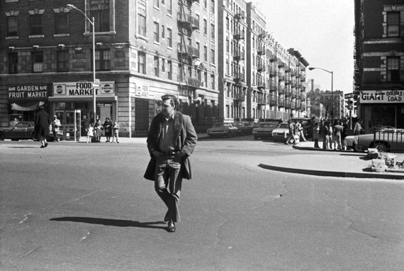 Jürgen Becker: aus der Serie New York 1972, 1972© Jürgen Becker und SPRUNGTURM Verlag, Köln