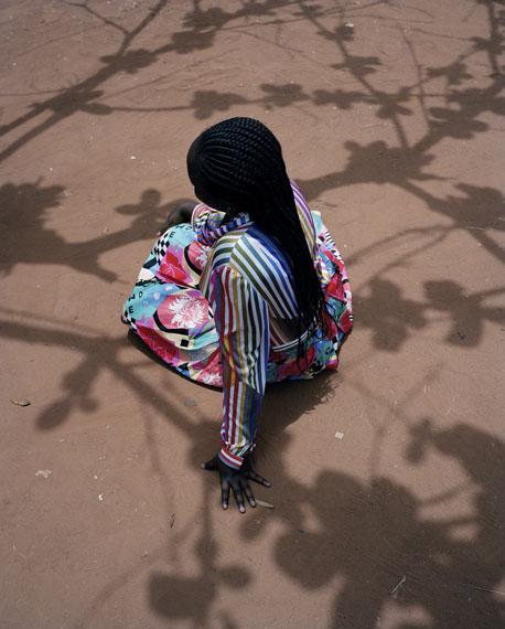 Viviane Sassen: Mimosa, Serie Flamboya, 2007 © Viviane Sassen