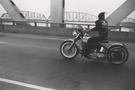 Crossing the Ohio River, Louisville, 1966