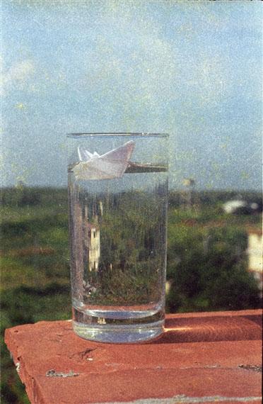 Serie: Silencios (2) 1995C-Print50 x 32 cm© Liudmila Velasco