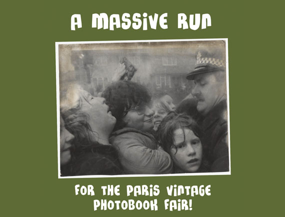 Vintage Photobook Fair 2017