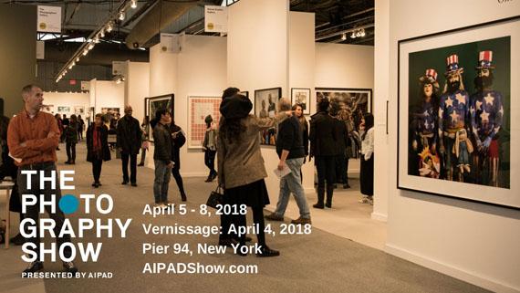 AIPAD Photography Show New York 2018
