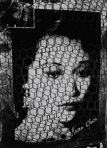 Poster: Koriyama City, 1989 © Daido Moriyama, courtesy Michael Hoppen Gallery