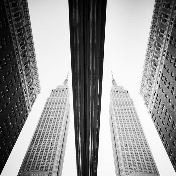 Empire State Building #2, New York City, NY 2016 © SILVERFINEART