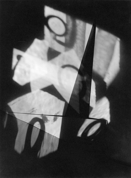 Abstract Photo I / Abstraktes Foto I, 1928–29© Miloslava Rupešová-Funková / Jaromír Funke