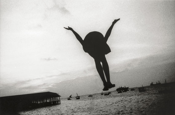 © Beat Presser, The Jump, Indian Ocean, Zanzibar, 2009