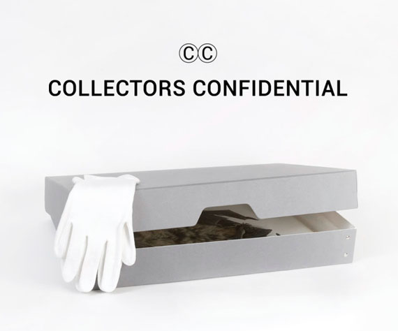 Collectors Confidential