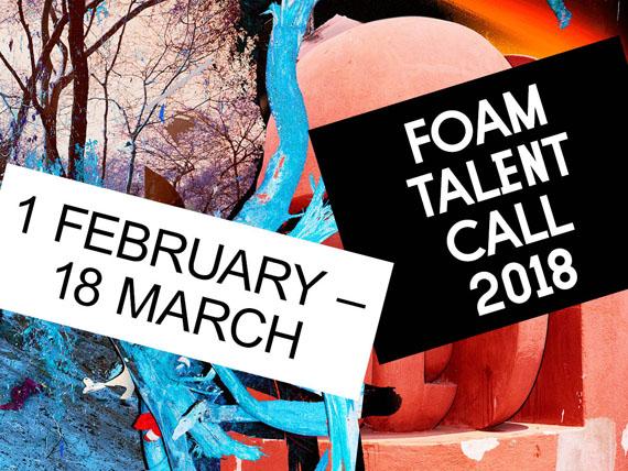 Foam Talent Call 2018