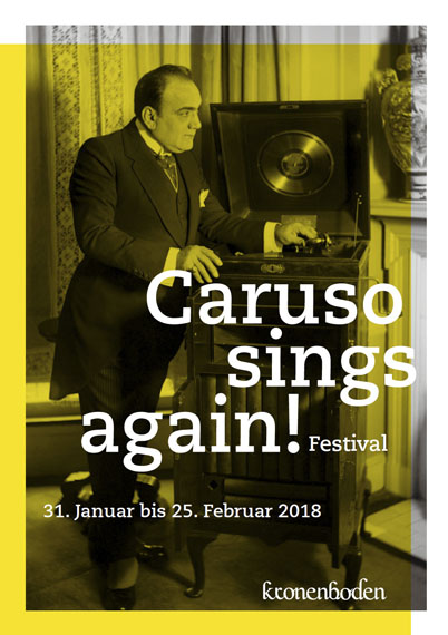 Caruso sings again!