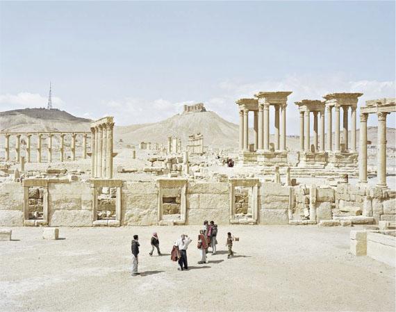 Alfred Seiland: Tadmor, Palmyra, Syrien, 2011 © Alfred Seiland