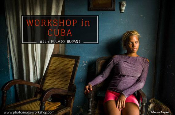 WORKSHOP IN CUBA WITH FULVIO BUGANI