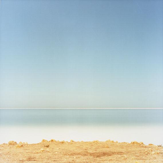 Otto Reitsperger: Ligurisches Meer bei Tellaro, Italien