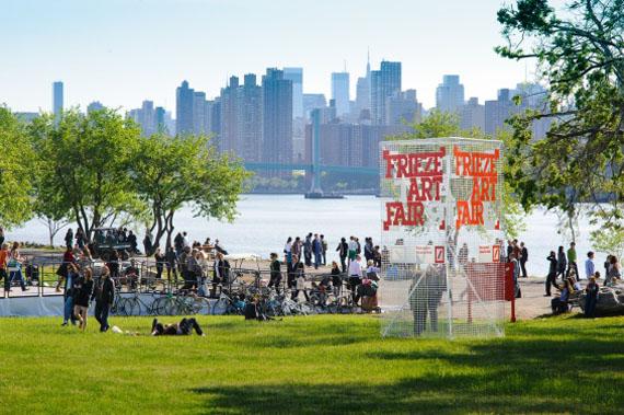 Frieze Art Fair | New York
