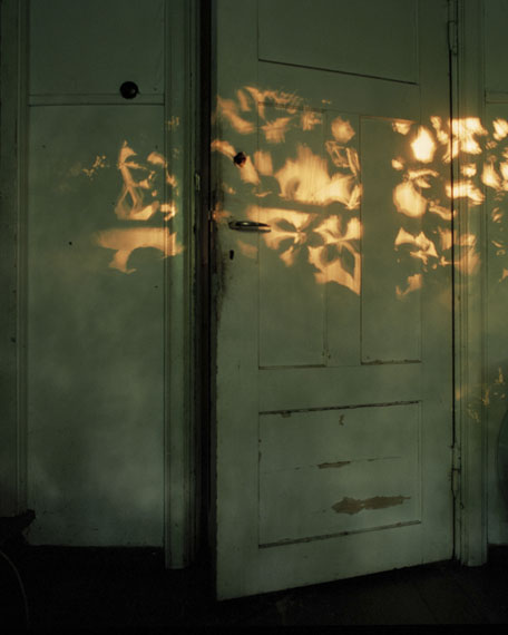 """Ida PimenoffUntitled (Door), from the series """"A Shadow at the Edge of Every Moment of the Day""""2010, C-print© Ida Pimenoff / Courtesy Kehrer Galerie"""