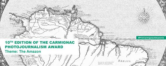 10th EDITION OF THE CARMIGNAC PHOTOJOURNALISM AWARD