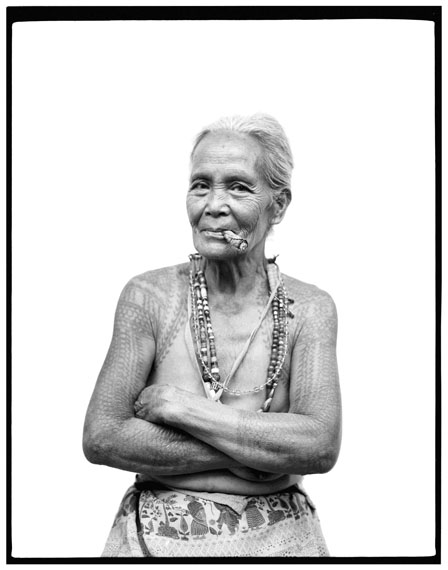 Jake Verzosa: The Last Tattooed Women of Kalinga, 2009 – 2013