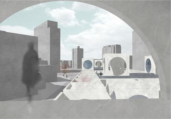 Berlin 2050 - Raum und Wert