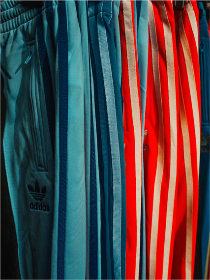 Bleu Blanc Rouge no.03 2011 © Christopher Anderson - courtesy The Ravestijn Gallery