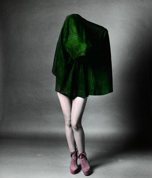 Alexis Hunter: Approach to Fear, Voyerism, 1973/2006, Sammlung Verbund Wien