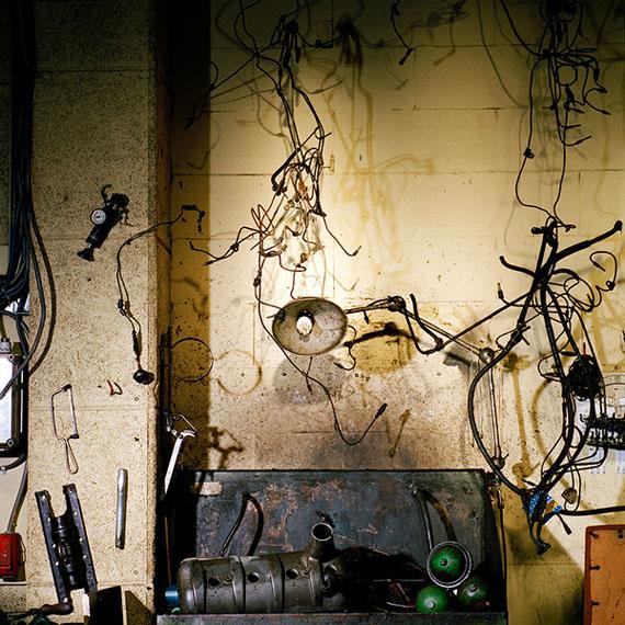 Garage Stills