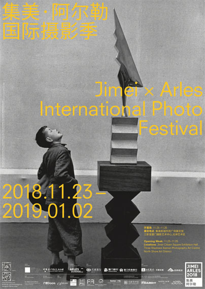 Jimei x Arles International Photo Festival 2018
