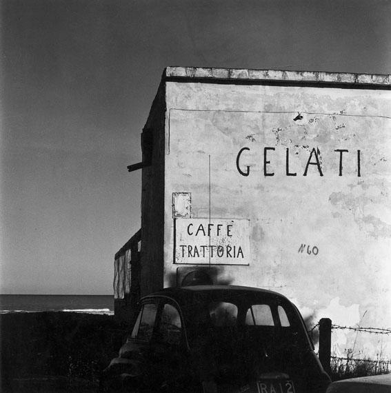Guido Guidi: Fosso-Ghiaia, 1971