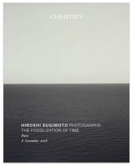 Hiroshi Sugimoto Photographs : The Fossilization of Time