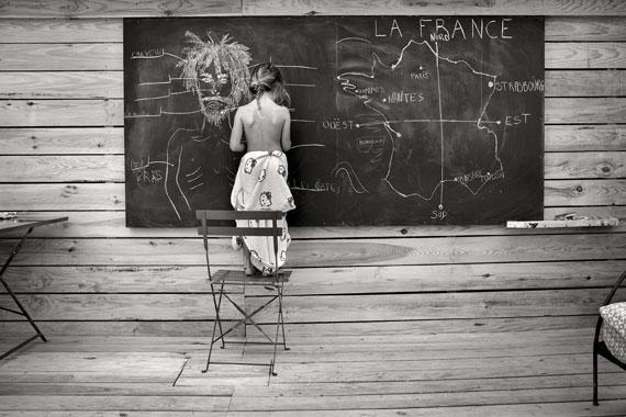 Alain Laboile: »Homeschooling«, 2015 (aus dem Buch »Summer of the Fawn«, 2018)