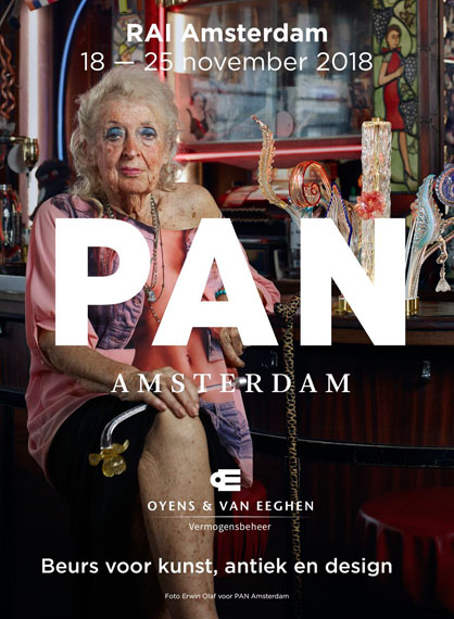 PAN Amsterdam 2018