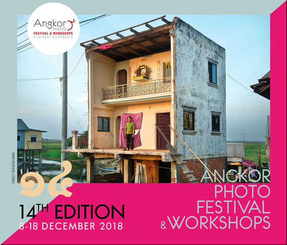 14th Angkor Photo Festival & Workshops