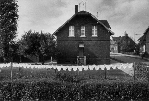 Michael Wolf, Bottrop-Ebel, 1976© Michael Wolf / Fotoarchiv Ruhr Museum