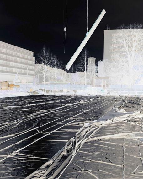 Joachim BrohmDessau Files, BRG1463archivfester Pigmentdruck auf FineArt Papier, 2018archival pigment print on FineArt paper, 201850 x 40 cmEd. 5© Joachim Brohm, VG-Bildkunst, Bonn 2019