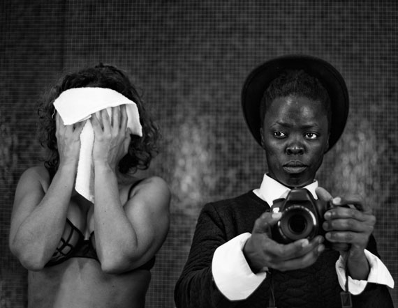 Zanele Muholi, ZaVa, Amsterdam, 2014. National Gallery of Canada. Courtesy of the artist, Yancey Richardson, New York, and Stevenson Cape Town / Johannesburg.