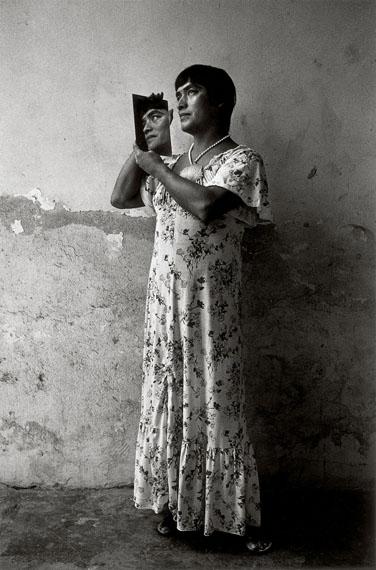 Magnolia (1), Juchitán, México, 1986© Graciela Iturbide / Colecciones Fundación MAPFRE, 2019