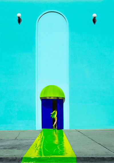 THE DOOR© Reine Paradis Courtesy Galerie Catherine & André Hug, Paris