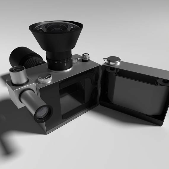 Cameras - Imaginary Cameras and Other Optical Devices