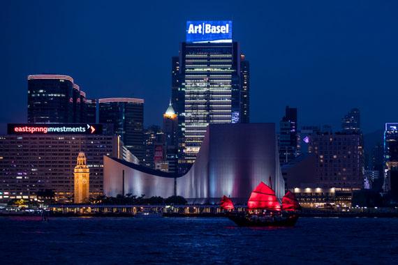 Art Basel in Hong Kong 2019