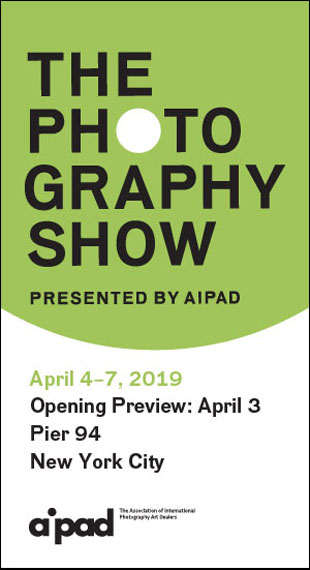 AIPAD Photography Show New York 2019