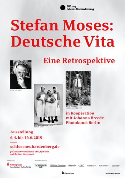 German vitae / Deutsche Vita