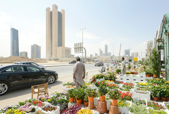 Michele Nastasi, Plant Souk, Riyadh, Riyadh, Arabia Saudita, 2017. Courtesy l'artista