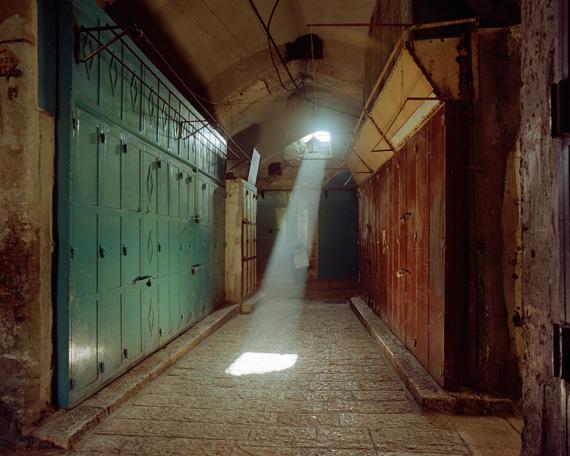 Via Dolorosa, Gerusalemme, 1988 © Giovanni Chiaramonte