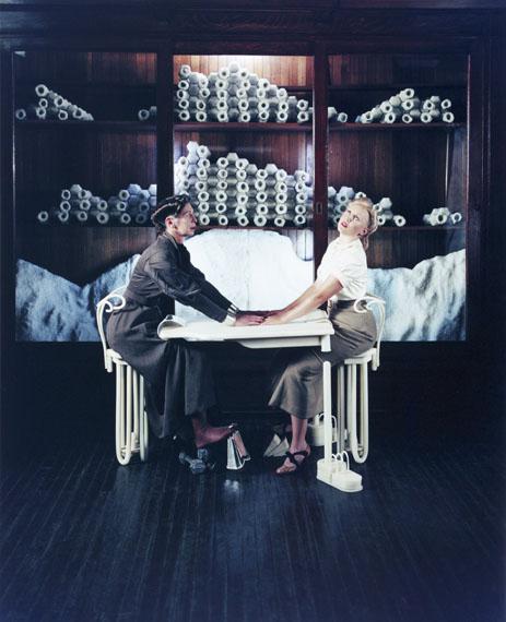 Matthew BarneyCREMASTER 2: The Golden Tablet, 1998