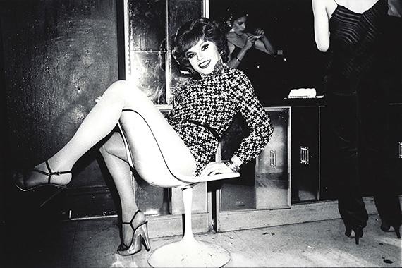 Arlene GottfriedGG's Barnum Room, Times Square, 1979