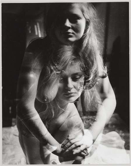 Untitled, 1964Vintage gelatin silver print20,5 x 25 cm© Sanne Sannes, Kahmann Gallery