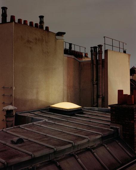 ALAIN CORNUSur Paris #51, 2011© ALAIN CORNU
